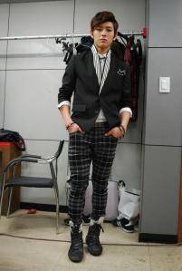 Kangjun for Devil Look Fashion